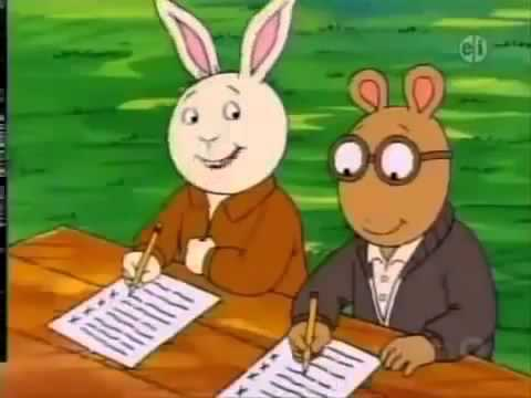 Arthur Season 3 Episode 8 1 Popular Girls