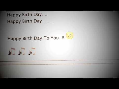 HBD emoticons skype special ^^