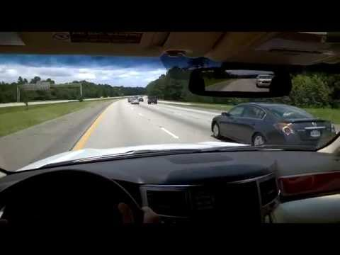 How To Merge On To Interstate Highway