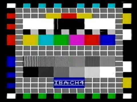 Channel 4 Test Card - The Theme [VHS]