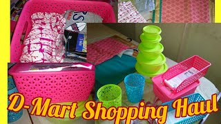 D-Mart shopping haul | Mini shopping haul #2018|Indian lifestyle with Gauri.