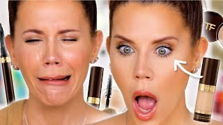 💔 EMOTION PROOF MAKEUP ... Cry Test 😭