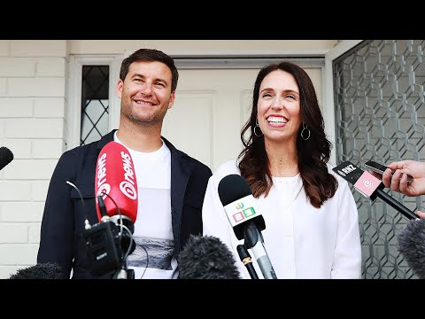 New Zealand PM Jacinda Ardern announces she's pregnant with first child