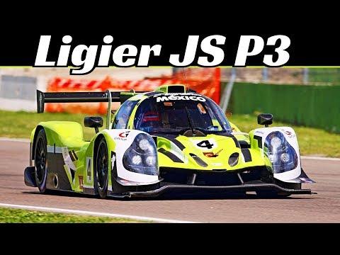 Nismo's Le Mans V-8 Makes a Fantastic Noise