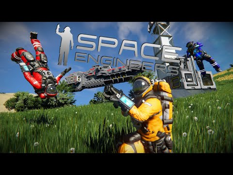 Space Engineers is a Game made for Big Brains |