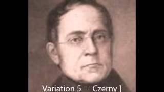 Liszt                         Hexameron                                Levit