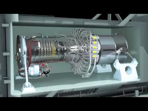 Ge vs westinghouse in large turbine