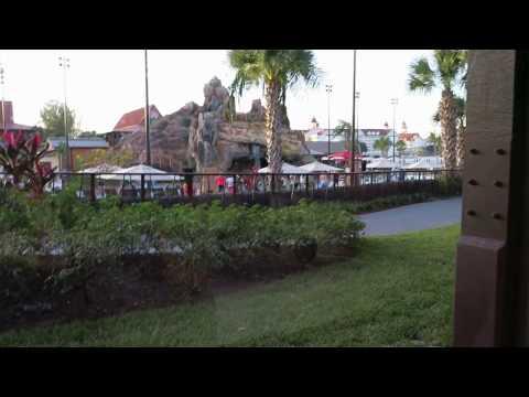 Disney's Polynesian Resort room!