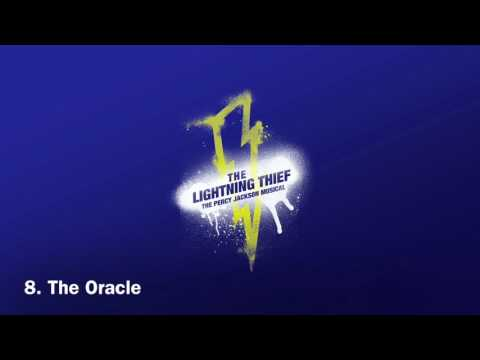 The Lightning Thief (Original Cast Recording): 8. The Oracle (Audio)