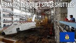 URBEX | Abandoned Soviet Space Shuttles (Buran) in Baikonur
