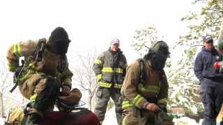Fort Collins Firefighter Training
