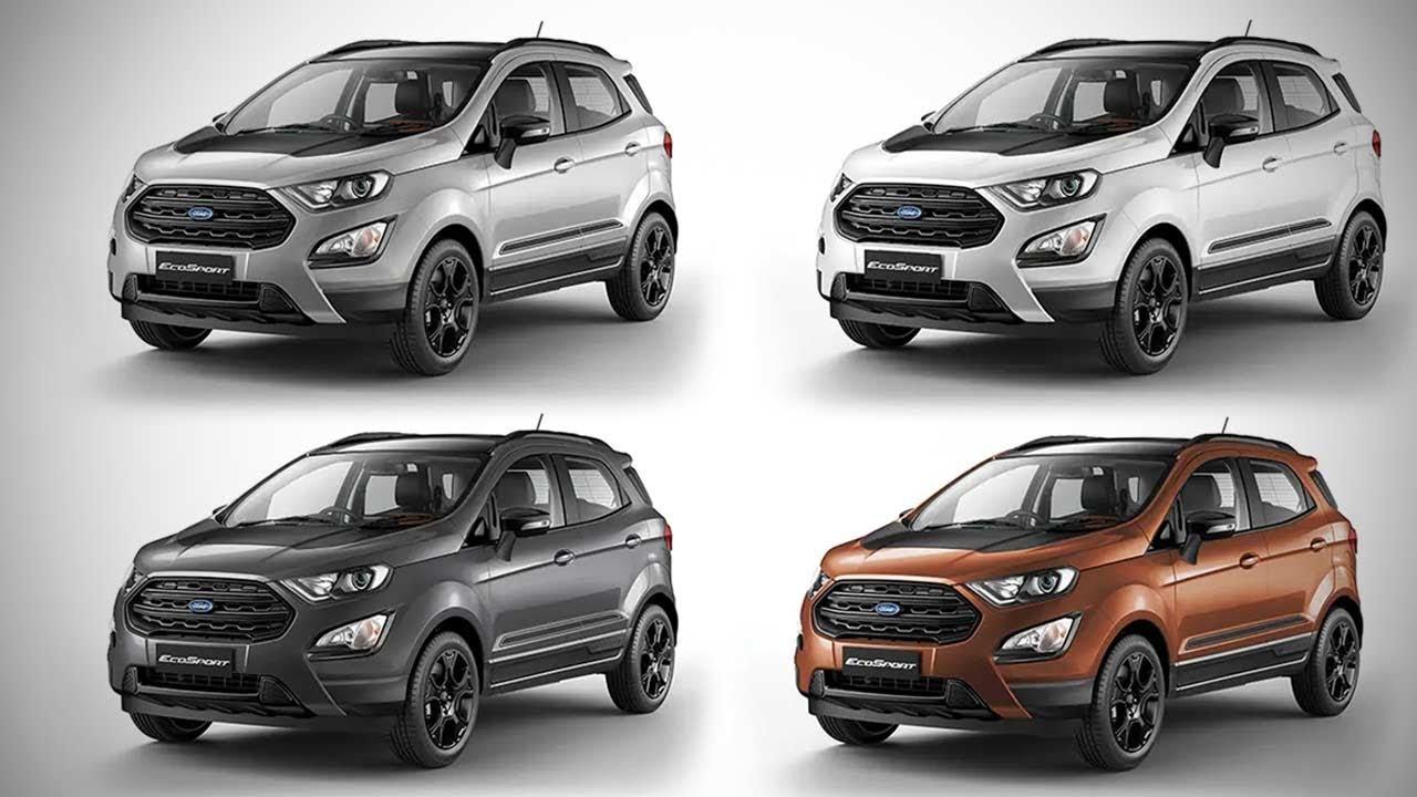 2019 Ford Ecosport Titanium 4x4 Suv For Sale Des Moines