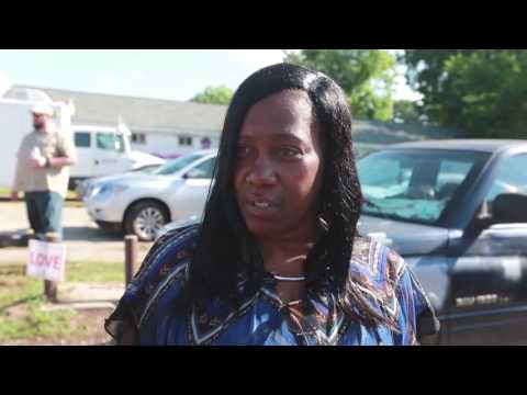Aunt of Alton Sterling recounts her phone call from President Obama
