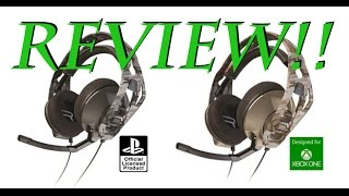 RIG 500 HX (Wired) Headset Review XBOX ONE+PS4