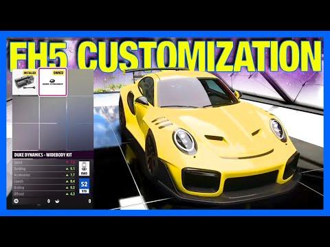 Forza Horizon 5 : Customization, Drift Tires, Eliminator Gameplay!! (FH5 Gameplay)