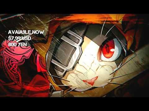 Blazblue Central Fiction 2.0: Jubei Combo Movie「Lotus Formation」