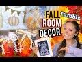 DIY Fall Room Decor! Tumblr + Pinterest Inspired! | Kristi-Anne Beil