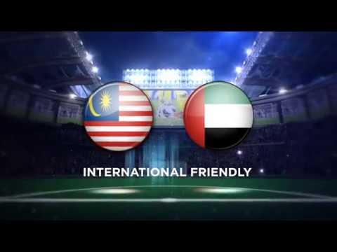 Sorotan Aksi Perlawanan | Malaysia 2 - 0 UAE | Persahabatan Antarabangsa | Astro Arena