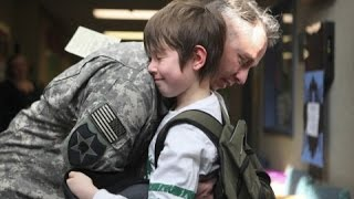 Repeat youtube video Military Homecoming Surprises 2016