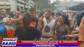 COMUNIDAD MUSULMANA DICE NO AL TERRORISMO