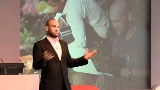 TEDxSalford - Ed Stafford - Walking the Amazon