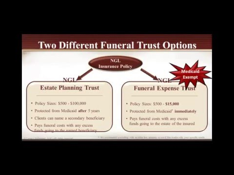 NGL - Funeral Trusts