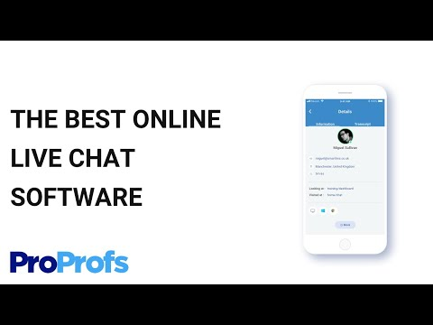 The Best Online Live Chat Software | Overview