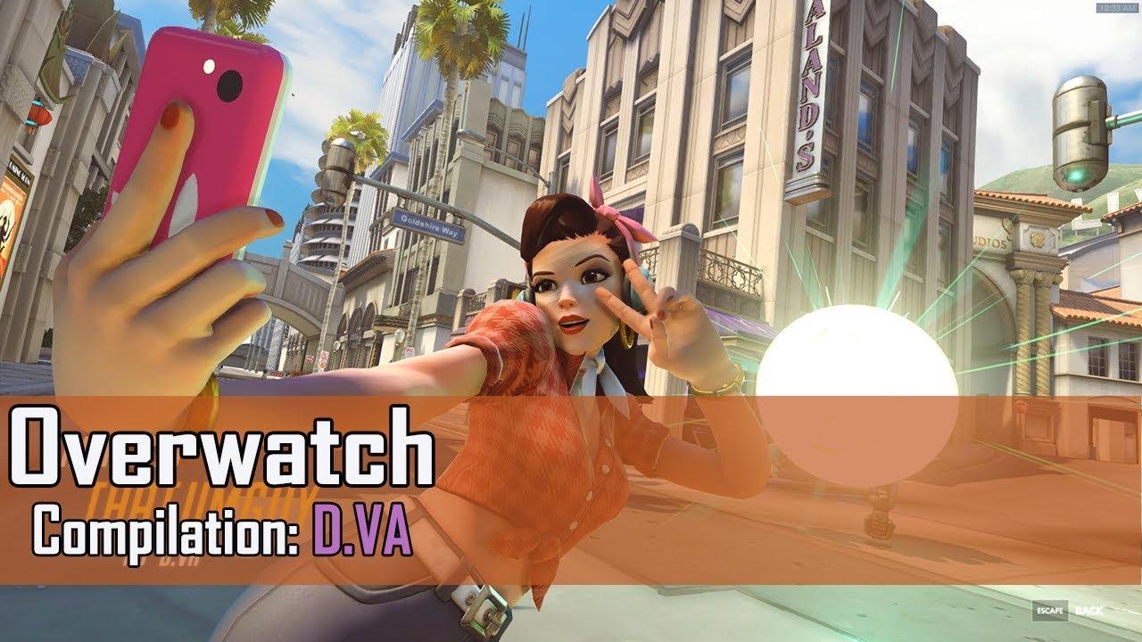 D va overwatch blowjob-41630