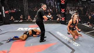 XFC Hit of the Week - Poliana Botelho XFCi 9 Flyweight Championship