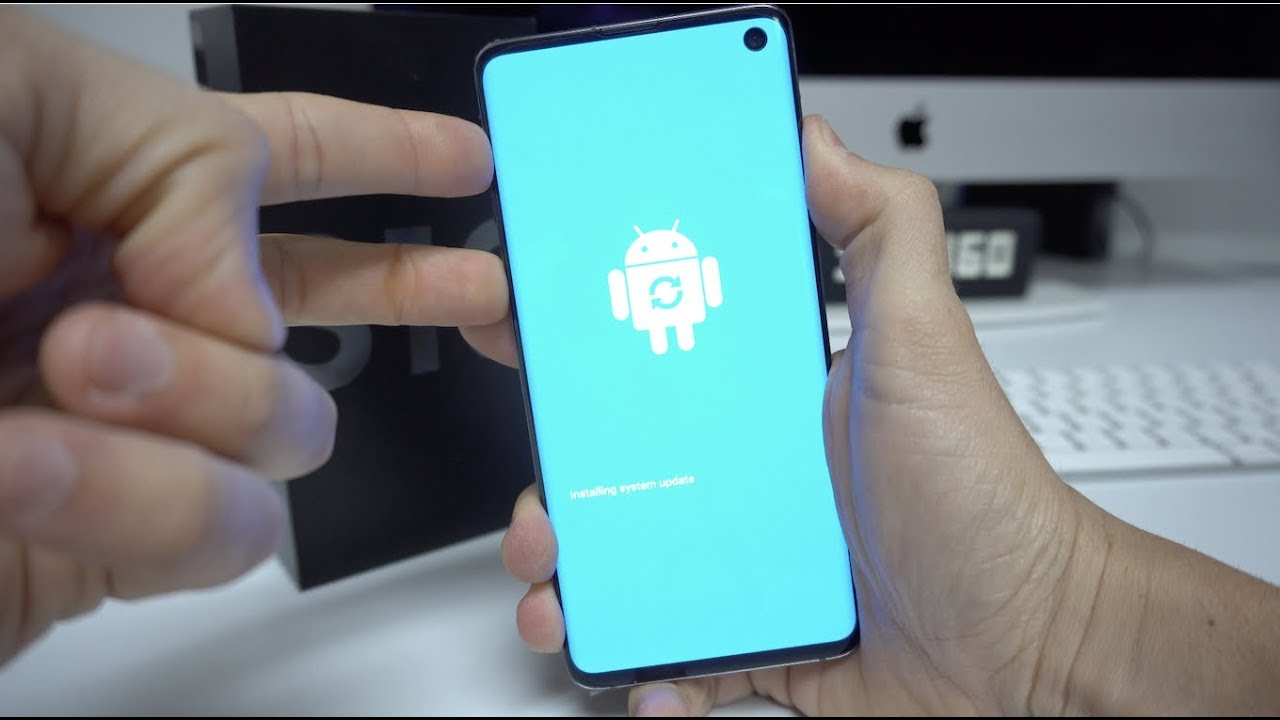 How To Reset Samsung Galaxy S10 - Hard Reset