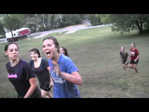 Johnson University '11 Slip N Slide