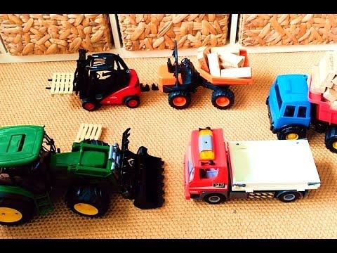 Juguetes Toys Hormigonera Bruder Playmobil Camion Grúa Siku Tractor Dumper Bomberos Policia
