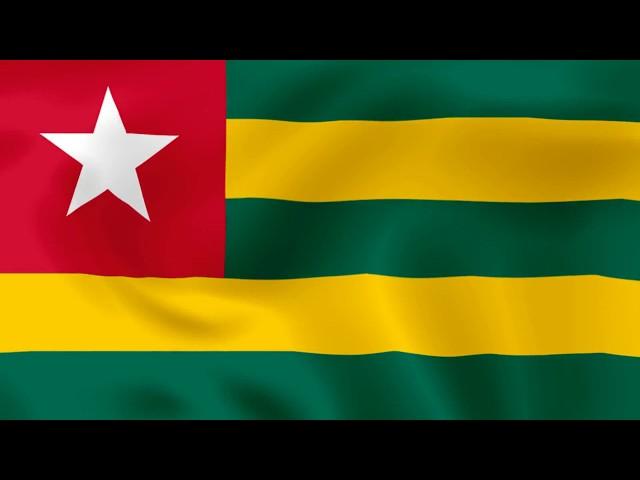 Togo - Salut à toi, pays de nos aïeux (Instrumental National Anthem)