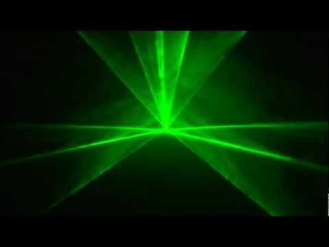 Robin Fox-Laser Show
