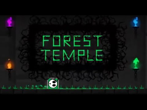 Forest Temple by Michigun | Geometry Dash