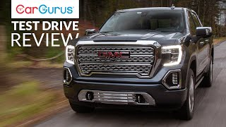 2019 GMC Sierra | CarGurus Test Drive Review