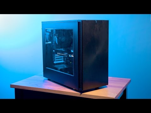 Baryon $1500 Gaming PC Build - August 2016