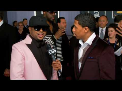 52nd Grammy Awards - The-Dream Interview