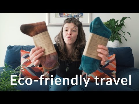 10 eco-friendly travel products (natural, plastic free & zero waste)