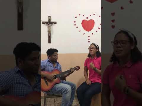 Carolina Salvador y Juan Luis Mendez- En tu presencia- Cover