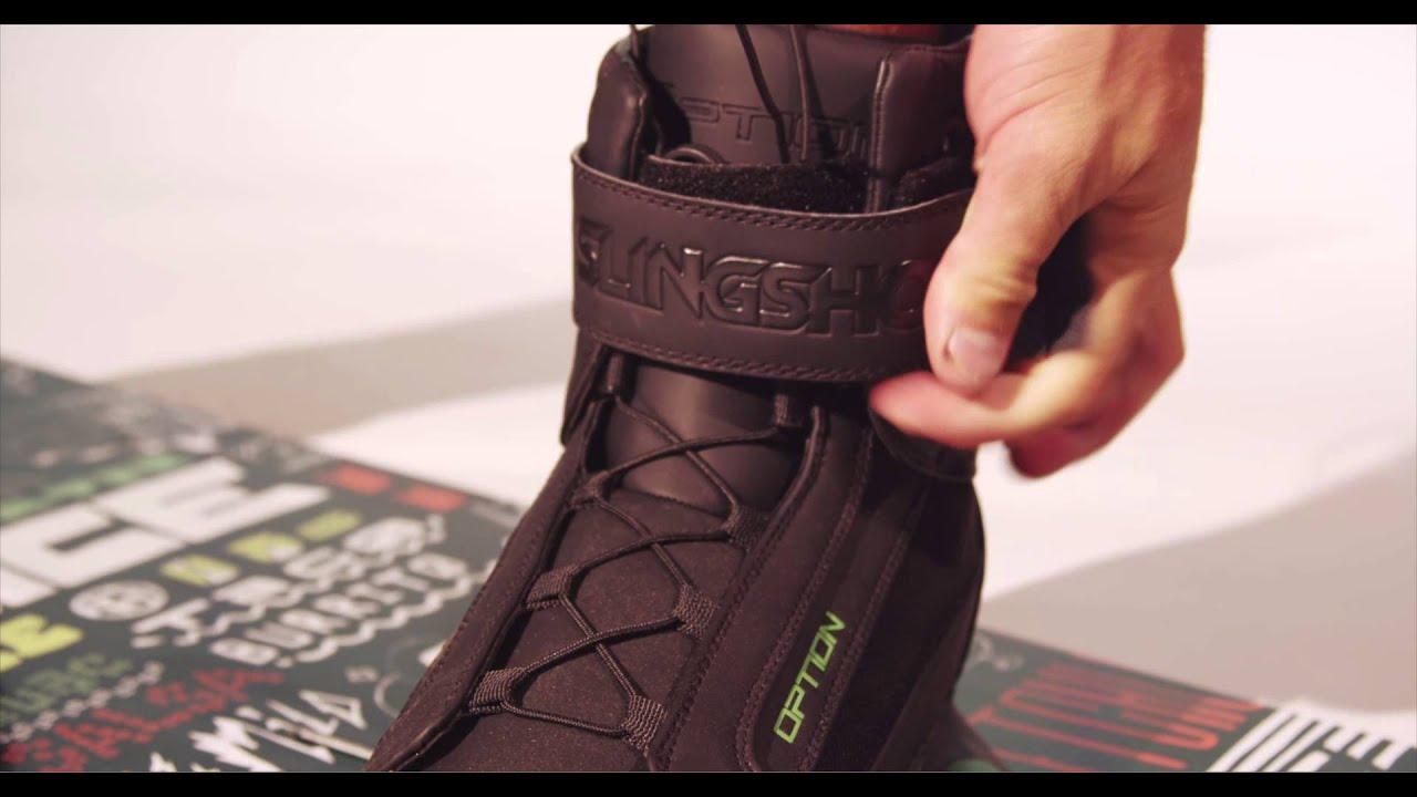 2015 Slingshot Option Boots