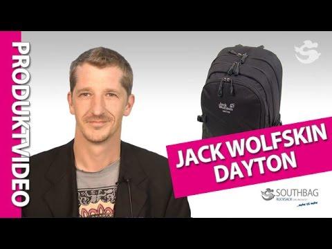 Jack Wolfskin Rucksack Dayton - Produktvideo