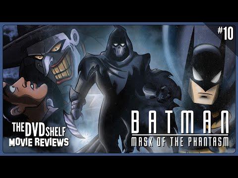 BATMAN: MASK OF THE PHANTASM | The DVD Shelf Movie Reviews