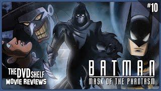 BATMAN - MASK OF THE PHANTASM: The DVD Shelf Movie Reviews