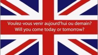 Apprendre l'Anglais: 150 Phrases En Anglais Pour Débutants PARTIE 27