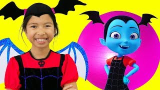 Wendy Pretend Play Juguetes Favoritos Vampirina