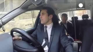 видео подключение к убер такси