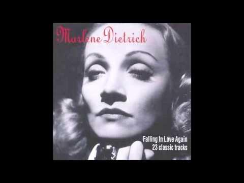 Marlene Dietrich:  Hallmark Album