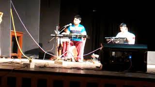 Program of Ritujit Chakraborty at Srikrishna F. P. School