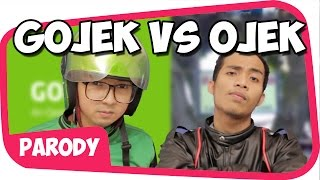 Download Video GOJEK vs OJEK PANGKALAN [Parodi RAP BATTLE] MP3 3GP MP4